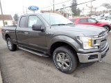 Magnetic Ford F150 in 2020