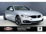 2020 BMW 4 Series Glacier Silver Metallic