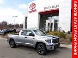 2020 Silver Sky Metallic Toyota Tundra TRD Off Road Double Cab 4x4 #137559941