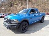 2020 Hydro Blue Pearl Ram 1500 Classic Warlock Quad Cab 4x4 #137560068