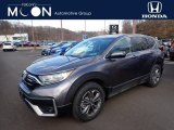 2020 Modern Steel Metallic Honda CR-V EX-L AWD #137560003