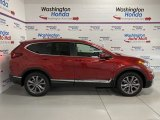 2020 Radiant Red Metallic Honda CR-V Touring AWD #137559930