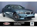 2020 Blue Ridge Mountain Metallic BMW 3 Series 330i Sedan #137580377