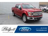 2020 Rapid Red Ford F150 XLT SuperCrew 4x4 #137580371