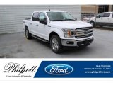 2020 Oxford White Ford F150 XLT SuperCrew 4x4 #137580367