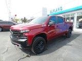 2020 Cajun Red Tintcoat Chevrolet Silverado 1500 LT Trail Boss Crew Cab 4x4 #137594587