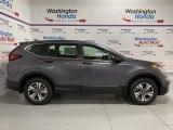 2020 Modern Steel Metallic Honda CR-V LX AWD #137603643