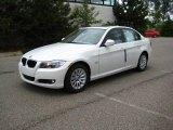 2009 Alpine White BMW 3 Series 328xi Sedan #13748573