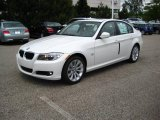 2009 Alpine White BMW 3 Series 328xi Sedan #13748581