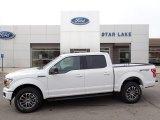 2020 Oxford White Ford F150 XLT SuperCrew 4x4 #137633675