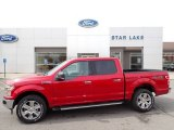 2020 Rapid Red Ford F150 XLT SuperCrew 4x4 #137633673