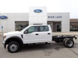 2020 Ford F550 Super Duty XL Crew Cab 4x4 Chassis