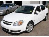 2007 Summit White Chevrolet Cobalt LT Sedan #13757500
