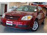 2007 Sport Red Tint Coat Chevrolet Cobalt LT Sedan #13746559