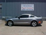 2007 Tungsten Grey Metallic Ford Mustang GT Premium Coupe #13756277