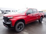 2020 Cajun Red Tintcoat Chevrolet Silverado 1500 LT Trail Boss Crew Cab 4x4 #137648846