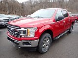 2020 Ford F150 Rapid Red