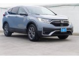 2020 Sonic Gray Pearl Honda CR-V EX-L #137648787