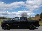 2020 Diamond Black Crystal Pearl Ram 1500 Big Horn Crew Cab 4x4 #137682414