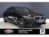 2020 Black Sapphire Metallic BMW 3 Series 330i Sedan #137682495