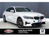 2020 Mineral White Metallic BMW 3 Series 330i Sedan #137682493