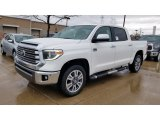 2020 Super White Toyota Tundra 1794 Edition CrewMax 4x4 #137695330
