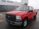 2007 Ford F250 Super Duty XL SuperCab Data, Info and Specs