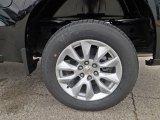 Chevrolet Silverado 1500 Wheels and Tires
