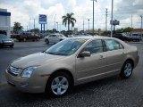 2008 Dune Pearl Metallic Ford Fusion SEL V6 #13749244