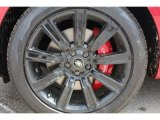 Land Rover Range Rover Sport Wheels and Tires