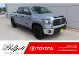 2020 Cement Toyota Tundra TSS Off Road CrewMax #137723806
