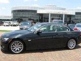 2008 Black Sapphire Metallic BMW 3 Series 328i Convertible #13754981