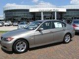 2008 Platinum Bronze Metallic BMW 3 Series 328i Sedan #13754964