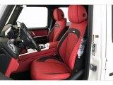 Mercedes-Benz G Interiors
