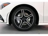Mercedes-Benz CLA Wheels and Tires