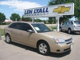 2005 Light Driftwood Metallic Chevrolet Malibu Maxx LT Wagon #13744724