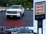 2008 Summit White Chevrolet Silverado 1500 LTZ Crew Cab 4x4 #13756403