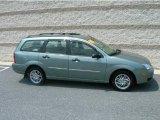 2005 Light Tundra Metallic Ford Focus ZXW SES Wagon #13757146