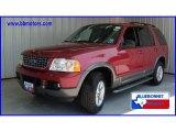 2003 Redfire Metallic Ford Explorer XLT 4x4 #13757190