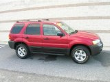 2006 Redfire Metallic Ford Escape XLT V6 4WD #13757162