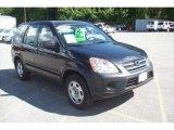 2006 Nighthawk Black Pearl Honda CR-V LX 4WD #13755591