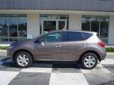 2009 Tinted Bronze Metallic Nissan Murano SL #13753761