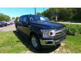 2020 Agate Black Ford F150 XLT SuperCrew 4x4 #138179976