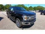 2020 Agate Black Ford F150 XLT SuperCrew 4x4 #138179975