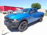 2020 Hydro Blue Pearl Ram 1500 Classic Warlock Quad Cab 4x4 #138179939