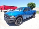 2020 Hydro Blue Pearl Ram 1500 Classic Warlock Quad Cab 4x4 #138179937