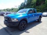 2020 Hydro Blue Pearl Ram 1500 Classic Warlock Quad Cab 4x4 #138190675