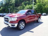 2020 Delmonico Red Pearl Ram 1500 Big Horn Crew Cab 4x4 #138190674