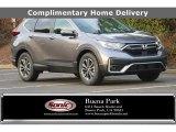 2020 Modern Steel Metallic Honda CR-V EX #138207277