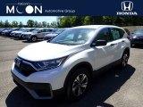 2020 Platinum White Pearl Honda CR-V LX AWD #138207310